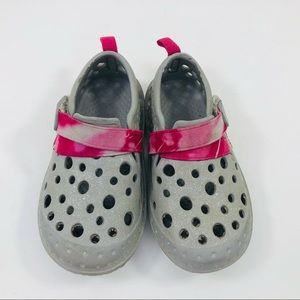 Western Chief Eva Glitter Slip-on Water Shoes 7/8T